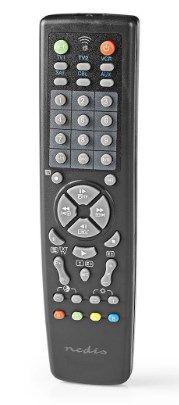 TVRC2100BK Univerzalni daljinski upravljac, kontrolise 10 uredjaja (alt VLR-RC001)