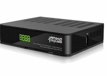 DVB-T2/C, Impulse T2/C - Prijemnik zemaljski, FullHD, USB PVR, AV stream Set-Top-Box