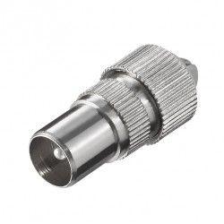 RFMA/25 pakovanje 25kom Aluminijumski RF utikac