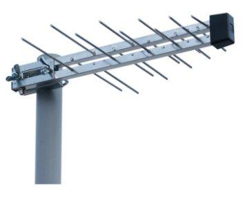 M2000 Midi - TV antena, loga UHF, dobit 7dB