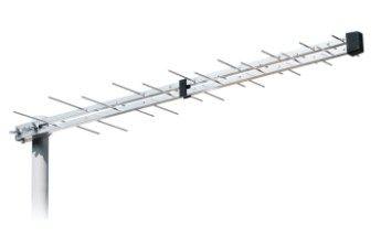 Antena P 2845 H/V Spoljna Loga, dobit 9.5dB, 106cm, UHF/VHF/DVB-T2