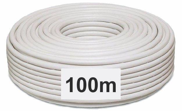 kabl-Koaksialni RG6/90db - 100m REEL - RG-6, CCS, 90dB,indor 100 met.