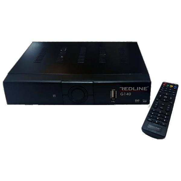 DVB G 140 * Prijemnik satelitski DVB-S2 + IPTV box, Full HD, WiFi