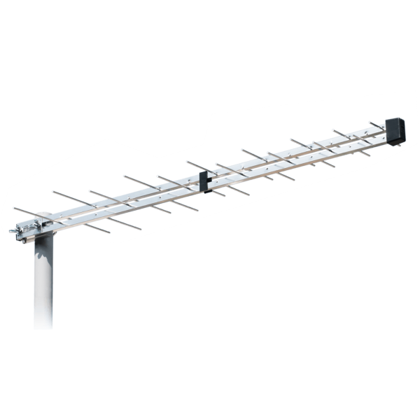 P 2845 F Antena Loga UHF, dobit 10-12dB, duina 1058 mm
