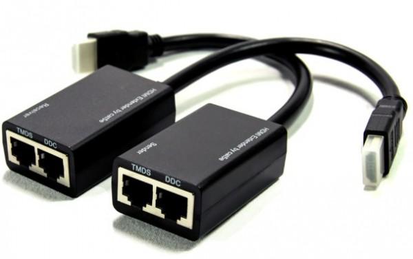 EKSTENDER HDMI130A PASIVNI KABl 30m (alt. DEX-HDMI-01)