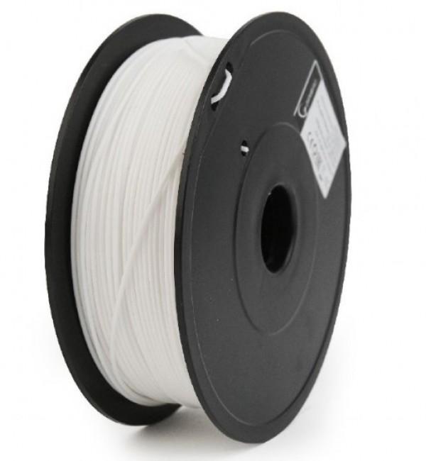 3DP-PLA1.75-01-W PLA Filament za 3D stampac 1.75mm, kotur 1KG WHITE