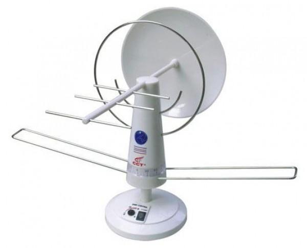 Antena TNY-018, Sobna sa pojacalom, 20-30db, UHF/VHF/DVB-T2