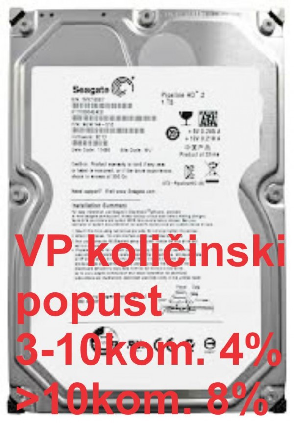 HDD 3.5'' ** 1TB ST31000424CS SEAGATE Video 5900RPM 16MB SATA