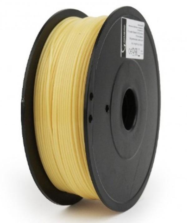 3DP-PLA+1.75-02-Y PLA-PLUS Filament za 3D stampac 1,75mm kotur 1KG Yellow