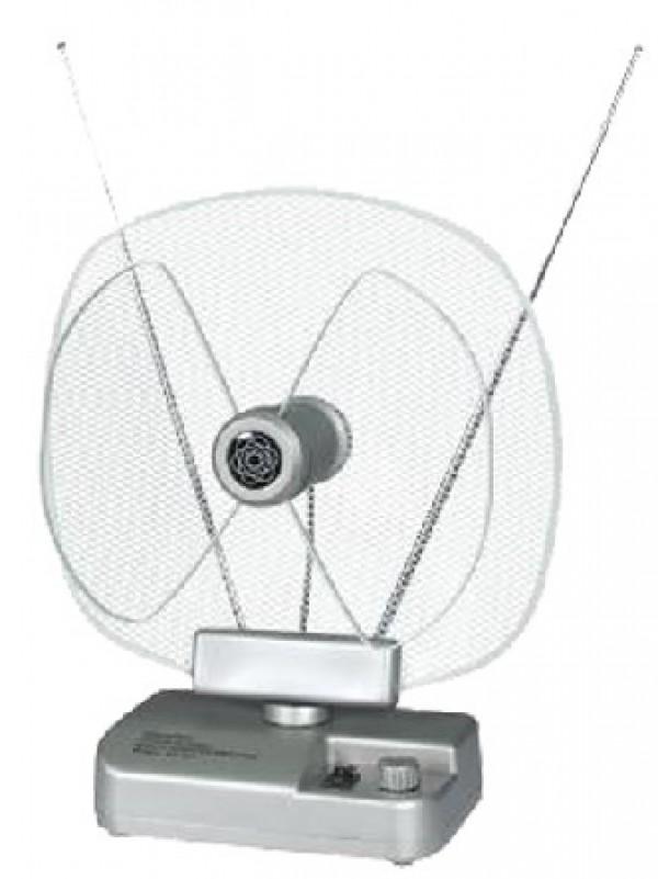 Antena ANT-204S Sobna sa pojacalom,20-36db, UHF/VHF/DVB-T2