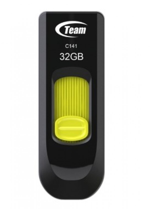 TeamGroup C141 32GB USB 2.0 YELLOW TC14132GY01