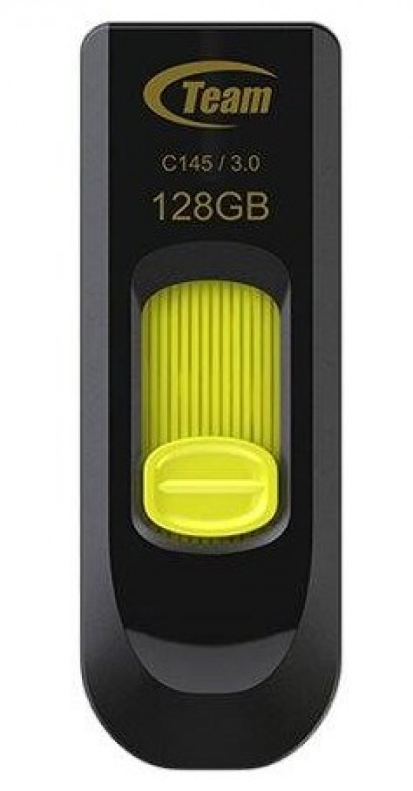 TeamGroup C145 128GB USB 3.0 YELLOW TC1453128GY01
