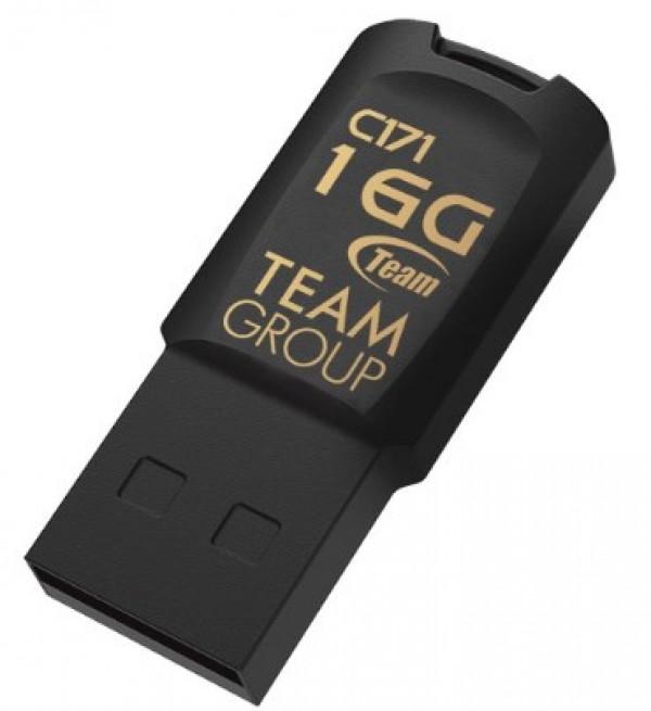 TeamGroup C171 16GB USB 2.0 BLACK TC17116GB01
