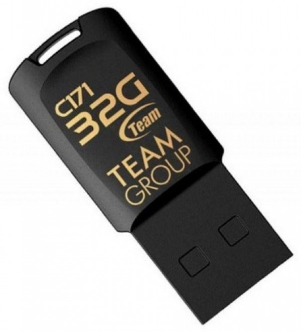 TeamGroup 32GB C171 USB 2.0 BLACK TC17132GB01