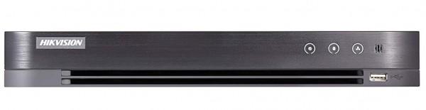 DVR Hikvision DS-7204HUHI-K1 - H.265 Pro+ pentabrid digitalni video snimae za 4 kamere, 5Mpix