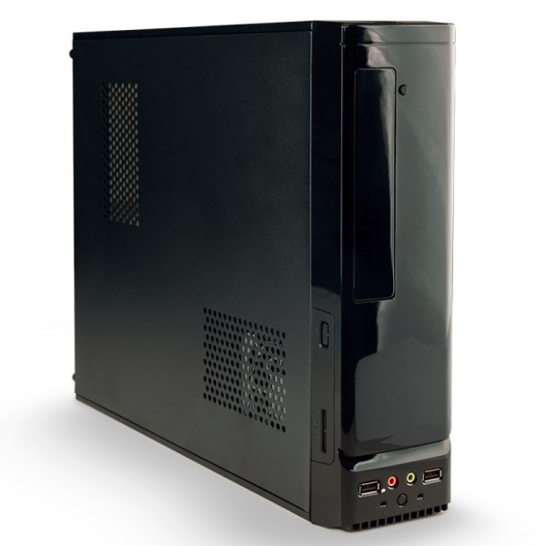 Racunar ZEUS J1800 Intel Celeron DualCore 2,41GHz/DDR3 4GB/SSD 120GB/RS232