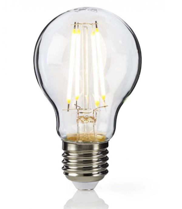 LEDBFE27A601 LED Vintage Filament Lamp A60 7W, 806lm