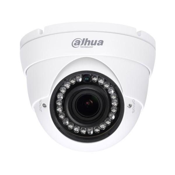 KAMERA Dahua HAC-HDW1200RP-0280B HDCVI 2Mpix 3.6mm, 20m, FULL HD antivandal kamera