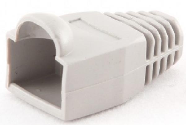 BT5GY/100 Gembird Kapice za LAN konektore grey (pakovanje 100 kom) CP