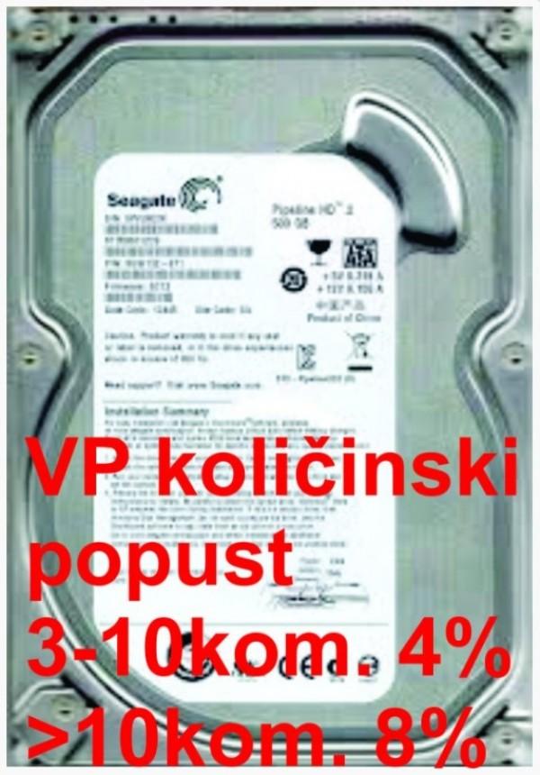 HDD 3.5'' ** 500GB ST3500414CS SEAGATE 5900RPM 16MB SLIM SATA
