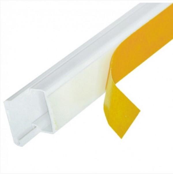 Kanalica ME-12x12mm 2m samolepljiv kablovski kanal PVC