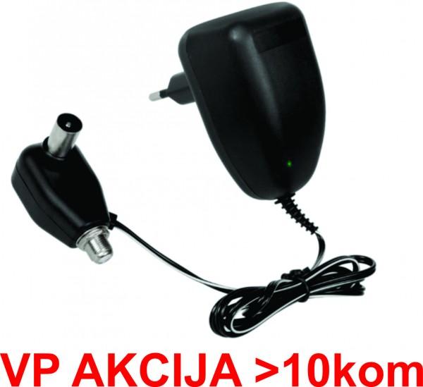NPA-AC41 ** Gembird punjac 12v/0.1A za pojacalo antene GMB-003, V2.0, ANT-408 sa  F-coax (176)