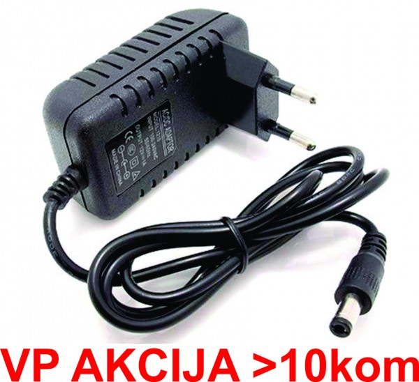 NPA-AC46  ** Gembird punjac 12v/2A  24W, 1m kabl, DC 5.5x2.1mm (299)