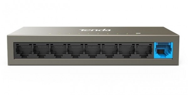 Tenda TEF1109DT LAN 9-Port 10/100 Switch RJ45 ports