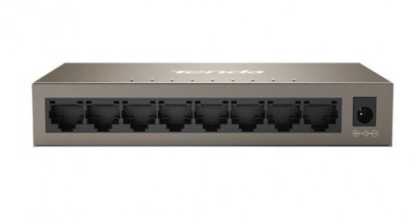 Tenda TEG1008M LAN 8-Port 10/100/1000M Ethernet ports