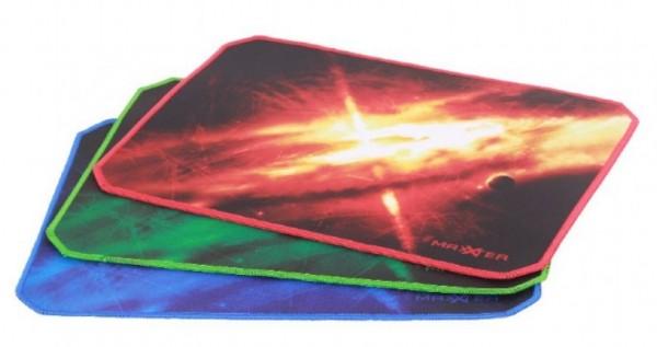 ACT-MPG-M Gembird, Gejmerska podloga za misa od prirodne gume, 250x350mm, 2mm MEDIUM MIX boja