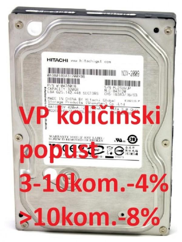 HDD 2.5'' ** 320GB HCC545032A7E380 HITACHI 5400RPM 8MB SATA 7mm