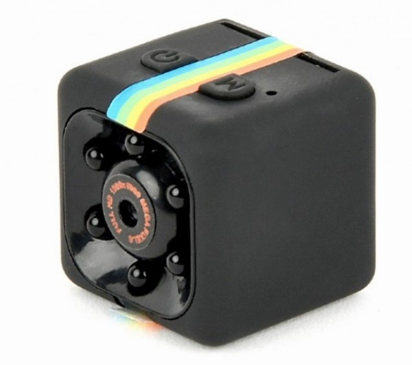BCAM-01 HD body camera HD1080p 22x22x22mm