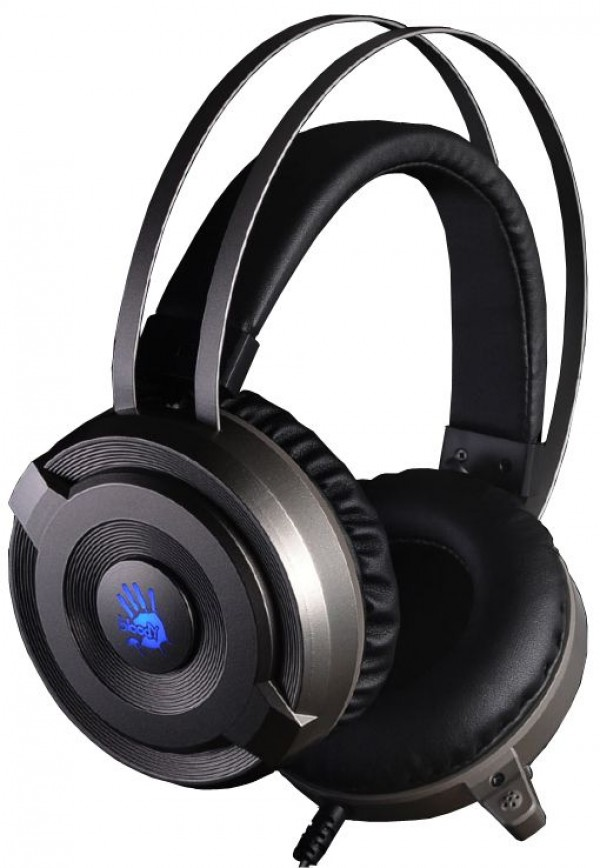 A4-G520S A4Tech Bloody gejmerske slusalice sa mikrofonom, STEREO, 50mm/16ohm, color LED, USB