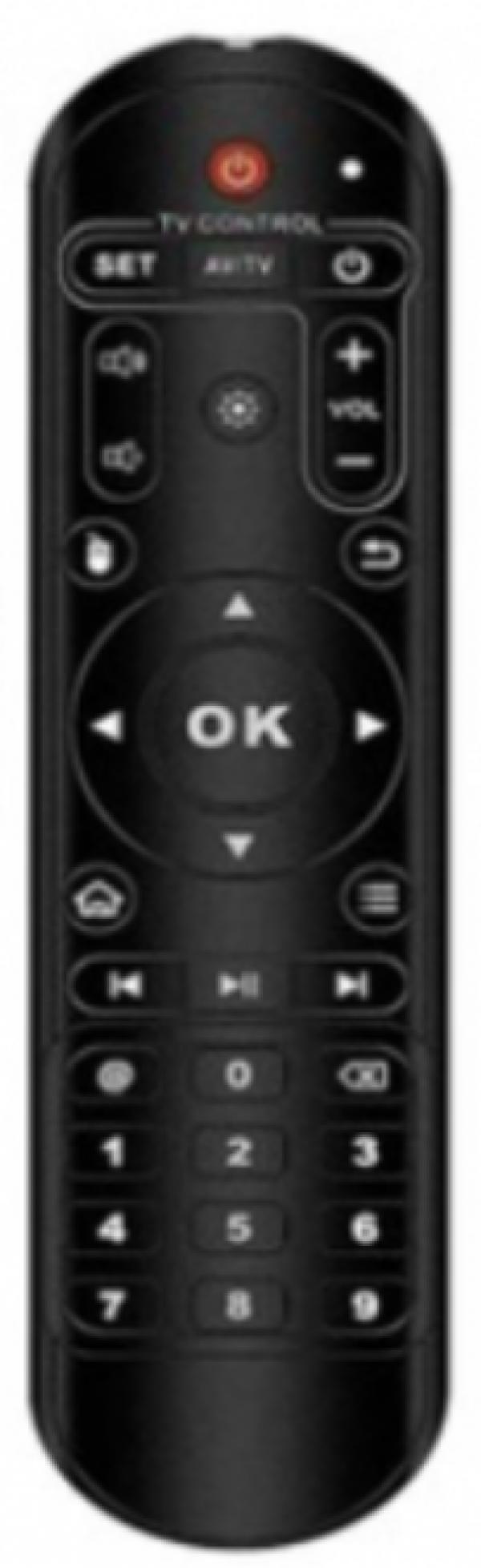GMB-X96 DALJINSKI za X96 AIR i X96 MAX+  Android TV Box, remote controller