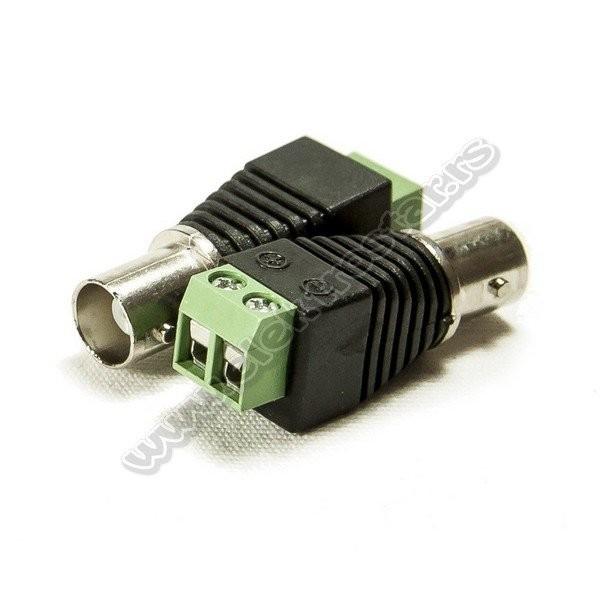 Konektor BNC DG05 muski (pak 5 komada) cena za 1 komad