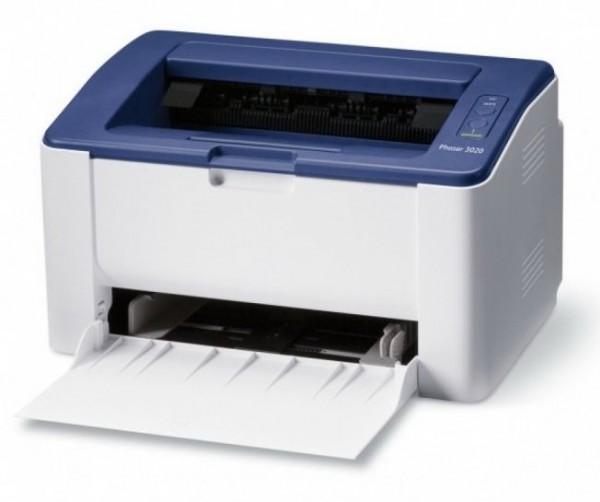 Xerox LaserJet Phaser Laserski crno beli stampac 3020V_BI WiFi