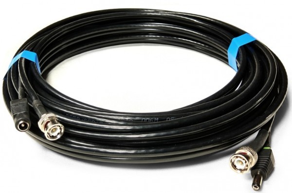 Kabl rg59+2x0.75  gotov kabl krimpovan  CCA 20m