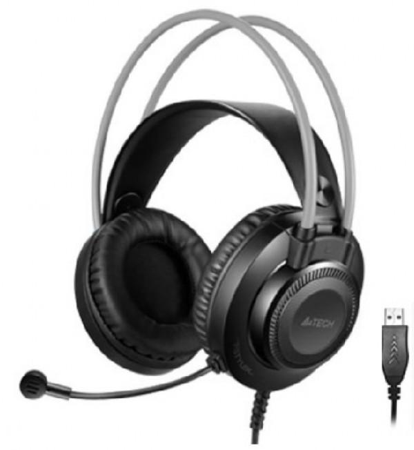 A4-FH200U A4Tech Fstyler gejmerske slusalice sa mikrofonom, 50mm/16ohm, USB