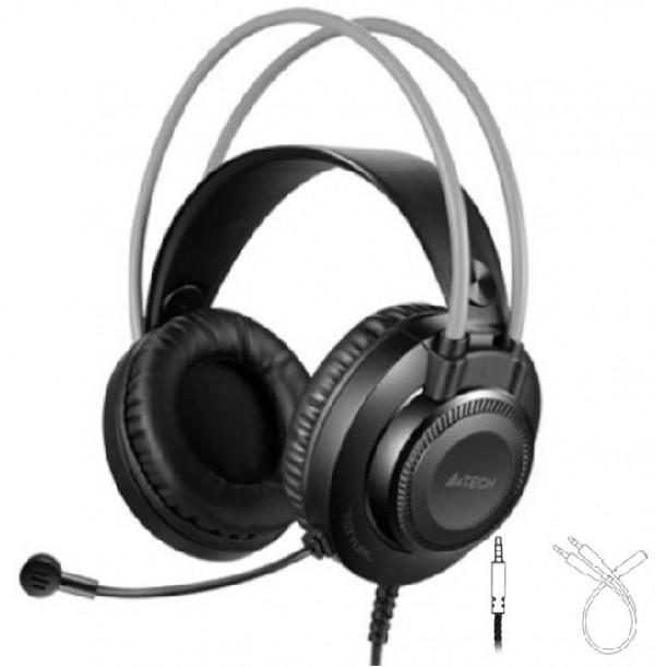 A4-FH200i A4Tech Fstyler gejmerske slusalice sa mikrofonom, 50mm/16ohm, AUX 3.5mm