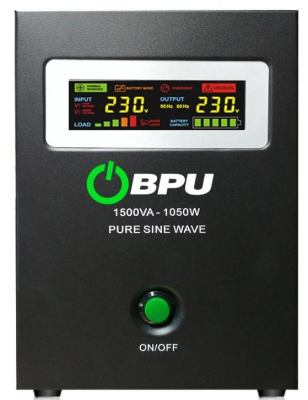 UPS BPU Long 1500VA-1050W, 24V-220V
