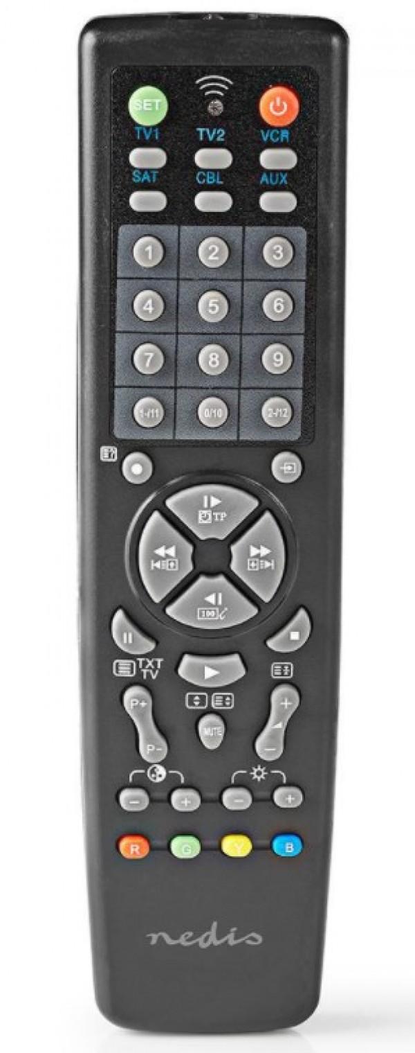 TVRC2200BK Univerzalni daljinski upravljac, kontrolise 10 uredjaja za 250brendova TV-a (alt TVRC2100