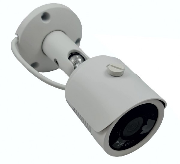 KAMERA * Elteh IP321462 2mpix 3,6mm video nadzor IP kamera, 3MP@20fps 25m, POE, vodootporna 3510