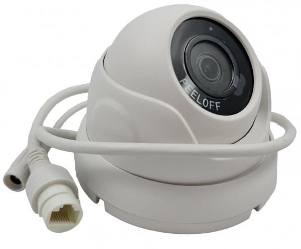 KAMERA Elteh IP621459 2mpix 3,6mm video nadzor IP kamera, 3MP@20fps 20m, POE, vodootporna