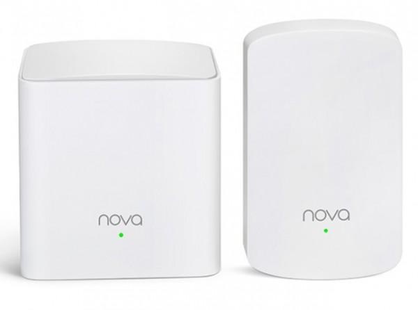 Tenda MW5 (2 pack) dual band 2.4+5GHz distribution mesh WiFi system 200m2