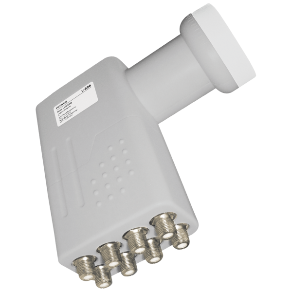 LNB Octo  sum 0.1dB, vodonepropusan L-808