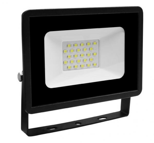 LED reflektor 20W 6500K LRF013EW-20/BK