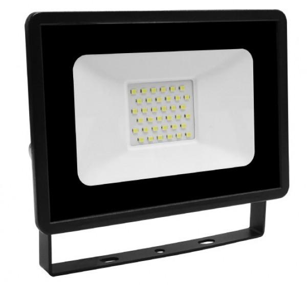 LED reflektor 30W 6500K LRF013EW-30/BK