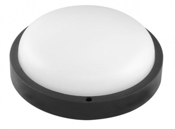LED brodska lampa okrugla 12W 4200K, IP54 LBC5-170-CW/BK