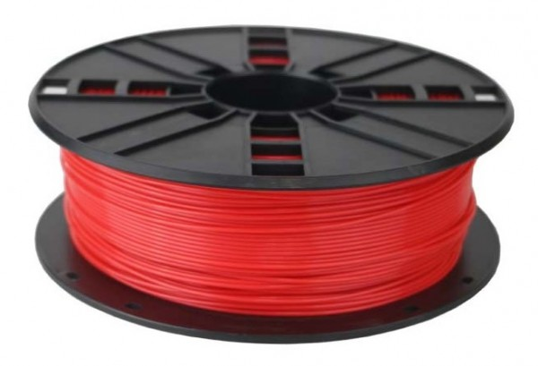 3DP-PLA1.75-01-R PLA Filament za 3D stampac 1,75mm kotur 1KG RED