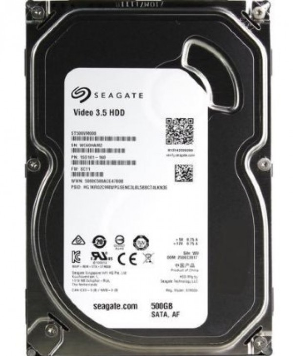 HDD 3.5'' * 500GB ST500VM000 SEAGATE 5900RPM 64MB SLIM SATA3 (1333)